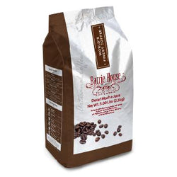 Barrie House Decaf Mocha Java Coffee Beans 3 5lb Bags