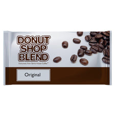 Barrie House Donut Shop Blend Ground Coffee 24 1.75 oz Bags