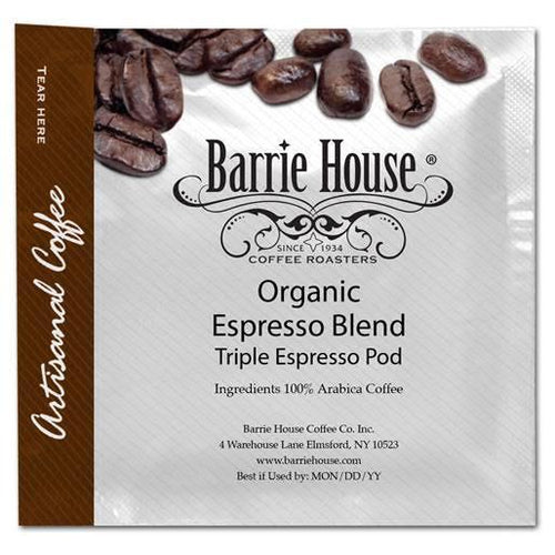 BARRIE HOUSE TRIPLE ESPRESSO POD