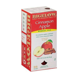 Bigelow's Cinnamon Apple Caffeine Free Tea 28ct