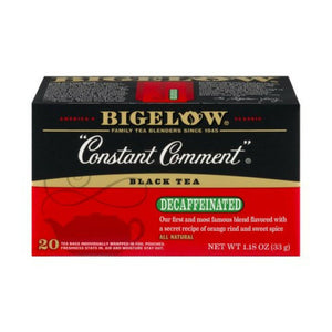 Bigelow's Constant Comment Decaf Tea 20ct