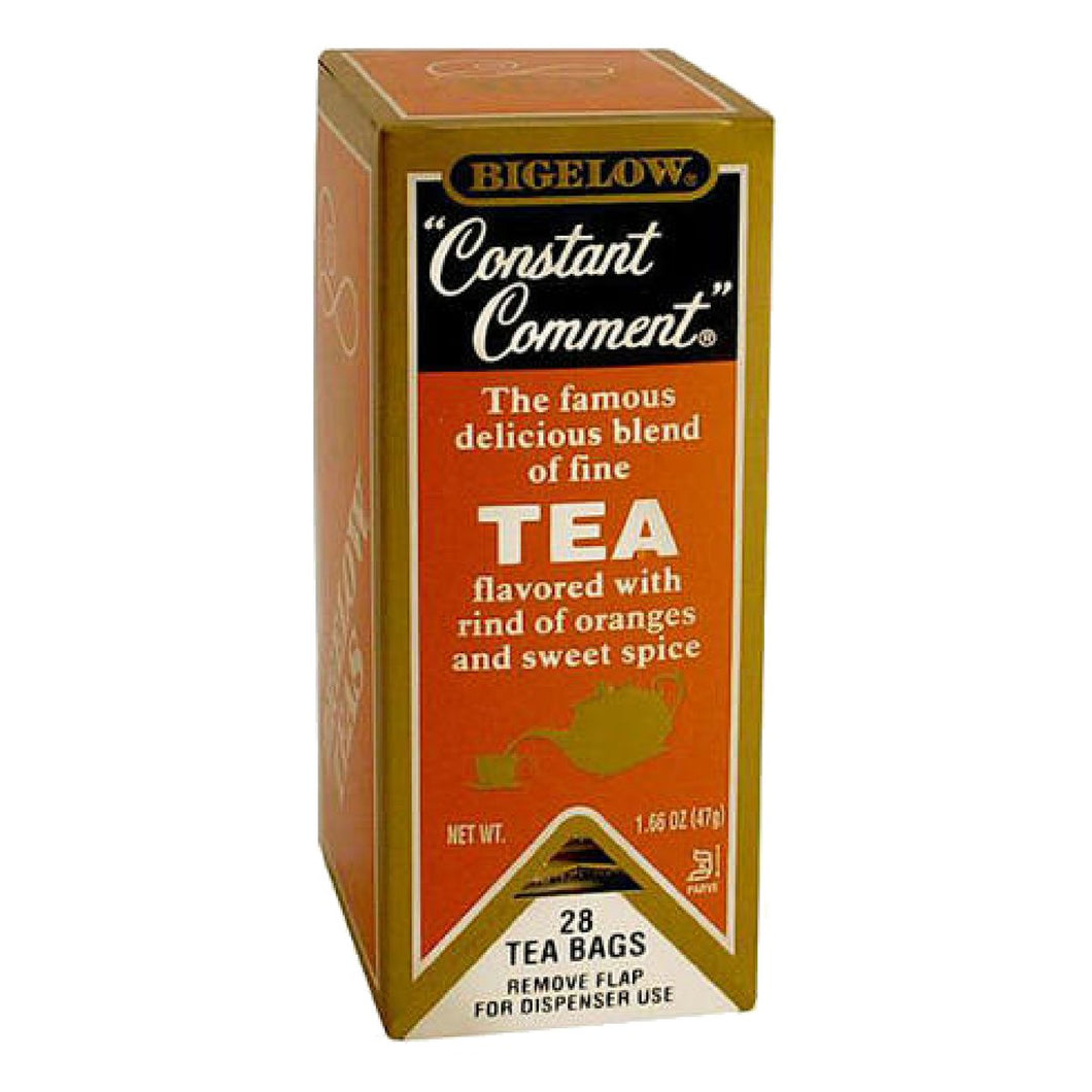 Bigelow's Constant Comment Tea 28ct Box
