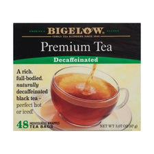 Bigelow's Decaf Black Tea 48ct Box