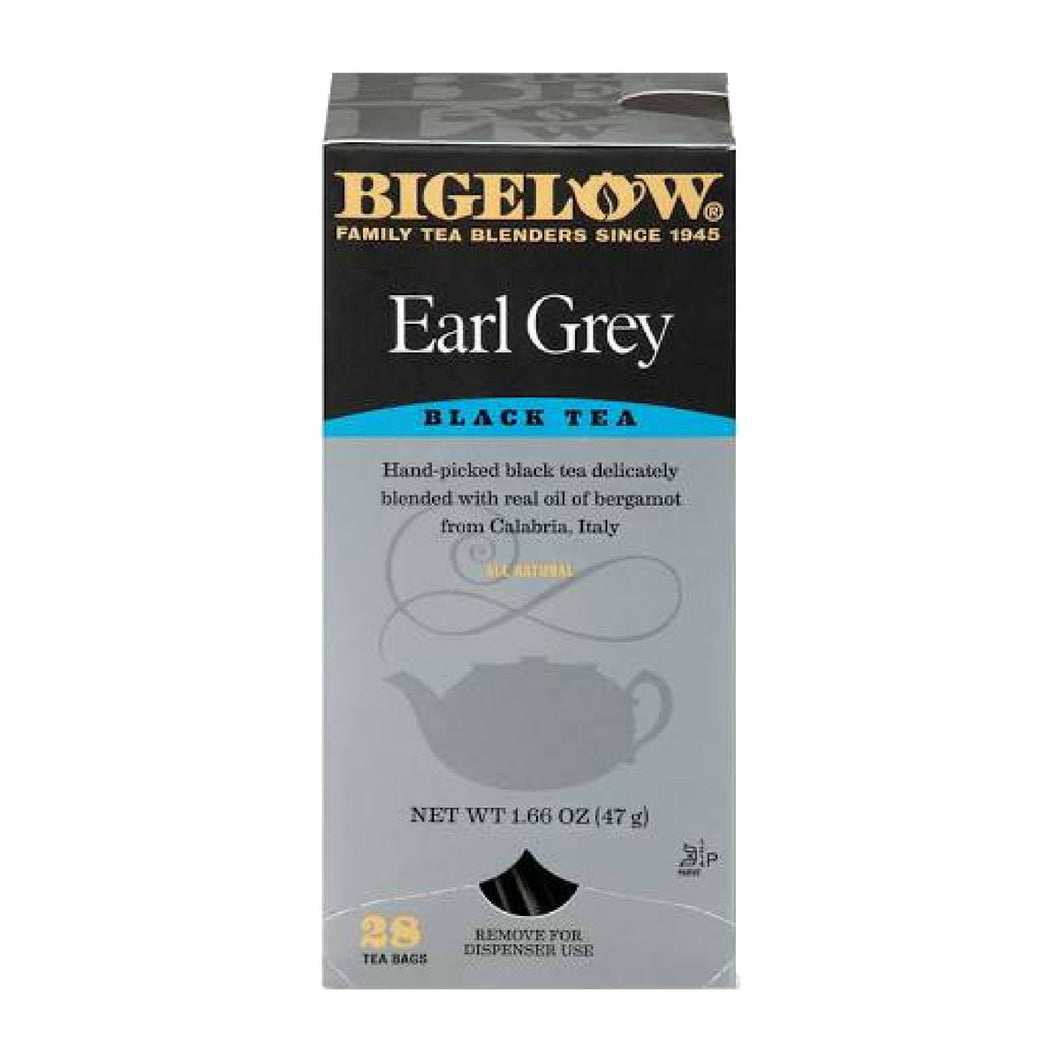 Bigelow's Earl Grey Tea 28ct Box