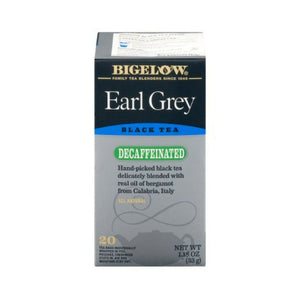 Bigelow's Earl Grey Decaf Tea 20ct Box