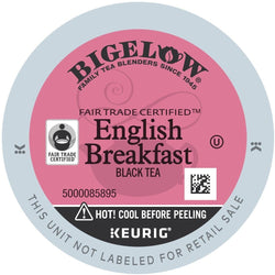 Bigelow English Breakfast Tea Kcups 96ct