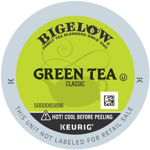 Bigelow Green Tea Kcups 96ct