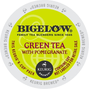 Bigelow Green Tea with Pomegranate Kcups