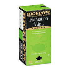 Bigelow's Plantation Mint Tea 28ct Box