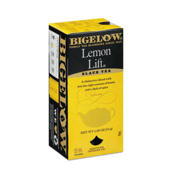 Bigelow's Lemon Lift Tea 28ct Box