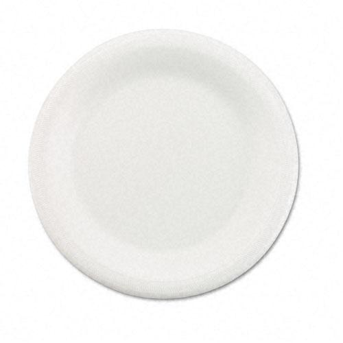 Boardwalk 9 Inch White Non-Laminated Styrofoam Plates 1000ct