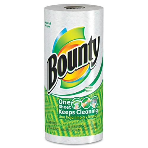bounty paper towel rolls 15ct coffee for less - Paper Towel Roll