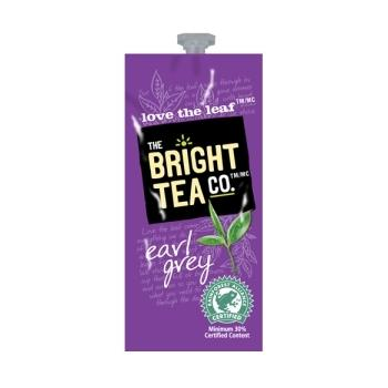 Bright Tea Co Earl Grey Tea Fresh Packs 100ct 5 Rails