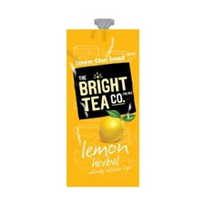 Bright Tea Co Lemon Herbal Tea Fresh Packs 1 Rail 20ct