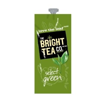 Bright Tea Co Select Green Tea Fresh Packs 100ct 5 Rails