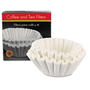 Bunn Coffee Filters 10-Cup Size 100ct Pack