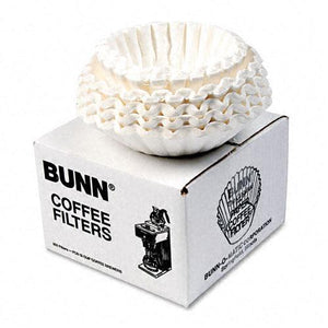 Bunn Coffee Filters 12-Cup Size 250ct Pack