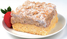 David's Cookies Original Crumb Cake Tray