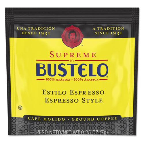 Cafe Bustelo Espresso 7g Coffee Pods 120ct