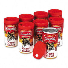 Campbell's Microwaveable Creamy Chicken Soup-At-Hand 8ct Box