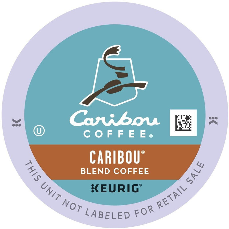 Caribou Coffee Caribou Blend K-Cups 96ct Medium