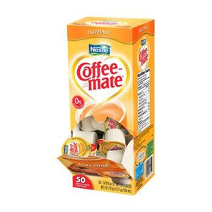 Coffee Mate Hazelnut Flavored Coffee Creamers