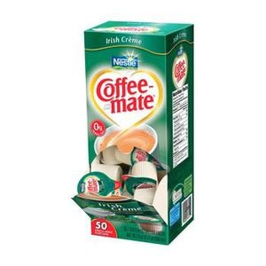 Carnation Coffee Mate Irish Cream Flavored Coffee Creamers 50ct