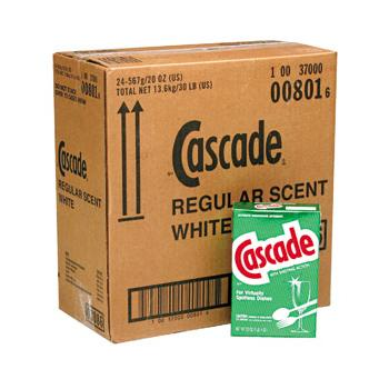 Cascade Automatic Dishwasher Detergent 24 20oz Boxes