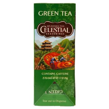 Celestial Seasonings Authentic Green Tea 25ct
