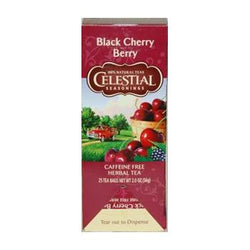 Celestial Seasonings Black Cherry Tea Bags 25ct