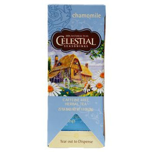 Celestial Seasonings Chamomile Tea 25ct