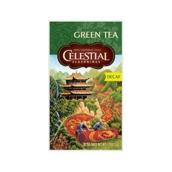 Celestial Seasonings Decaf Authentic Green Tea Bags 25ct