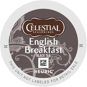 Celestial Seasonings English Breakfast Black Tea K-Cups 96ct