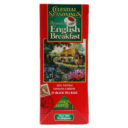 Celestial Seasonings English Breakfast Tea 25ct