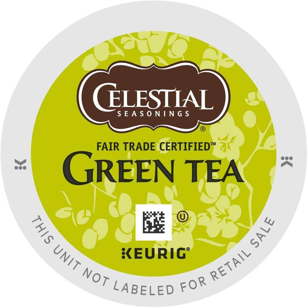 Celestial Seasonings Green Tea K-Cups 24ct