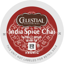 Celestial Seasonings India Spice Chai Tea K-Cups 96ct