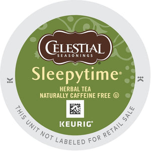 Celestial Seasonings Sleepytime Herbal Tea K-Cups 24ct