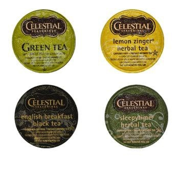 Celestial Seasonings Tea Variety Pack K-Cup 88ct