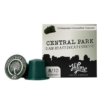 HiLine Coffee Central Park Decaf 10ct