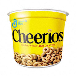 Cheerios Single-Serve Cereal 6 1.3oz Cups