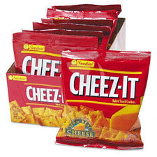 Cheez-It Single-Serve Snack Pack Crackers 1.5oz 8ct Box