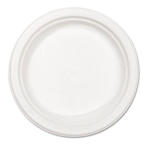 Chinet 8 3-4 Inch White Paper Plates 500ct