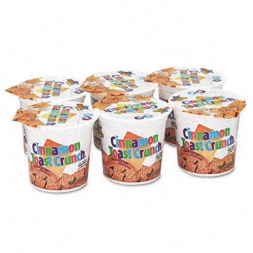 Cinnamon Toast Crunch Single-Serve Cereal 6 2oz Cups