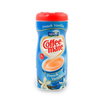Coffee Mate Non-Dairy Powder French Vanilla Coffee Creamer 15oz Bottle