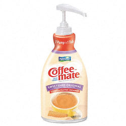 Coffee Mate Liquid Coffee Creamer 1.5 Liter Pump Dispenser