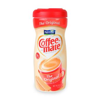 Coffee Mate Non-Dairy Powder Creamer 11oz Plastic Bottle
