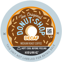 Coffee People Decaf Donut Shop K-Cups 88ct Medium