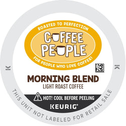 Coffee People Morning Blend K-cup Pods 24ct