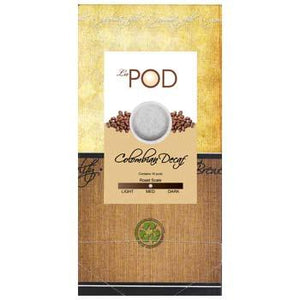 La POD Colombian Decaf Coffee Pods 18ct