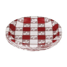 Creative Converting 7 Inch Red Gingham Paper Plates 12 25ct Packs